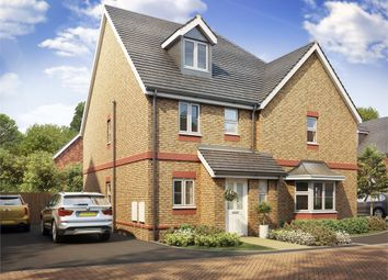 Thumbnail 3 bedroom semi-detached house for sale in Brick Field, Fenny Stratford, Milton Keynes