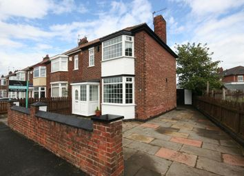 Thumbnail 3 bed semi-detached house for sale in Endsleigh Drive, Acklam, Middlesbrough