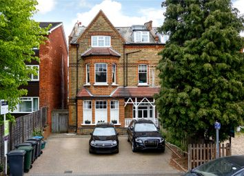 Thumbnail 2 bed flat for sale in King Charles Road, Surbiton