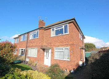 Thumbnail 2 bed maisonette for sale in Copthall Way, New Haw, Addlestone