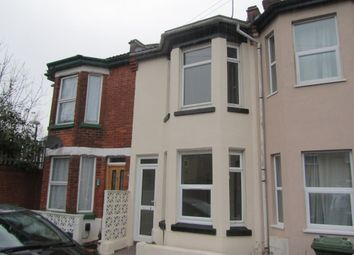 Thumbnail 3 bedroom terraced house to rent in Queens Road, Shirley, Southampton