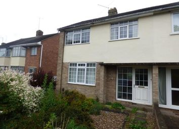 Thumbnail 3 bed semi-detached house for sale in St. Albans Road, Abington, Northampton, Northamptonshire