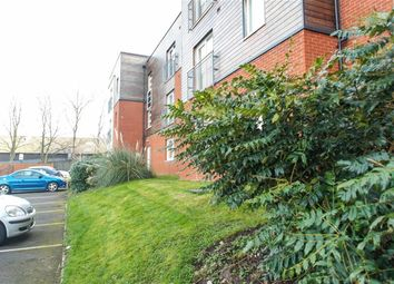 Thumbnail 2 bedroom flat to rent in Lancashire Court, Federation Road, Burslem, Stoke On Trent, Staffordshire