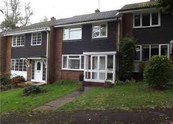 Thumbnail 3 bedroom terraced house to rent in Copse Close, Marlow, Buckinghamshire