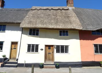 Thumbnail 2 bedroom cottage for sale in Old Street, Haughley, Stowmarket
