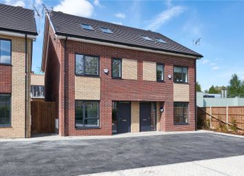 Thumbnail 3 bed semi-detached house for sale in Hornbeam Court, Park Road