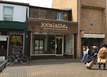 Thumbnail Retail premises for sale in 56, Burleigh Street, Cambridge, Cambridgeshire