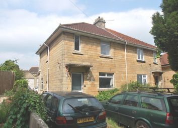 Thumbnail 2 bedroom semi-detached house for sale in Glebe Road, Southdown, Bath