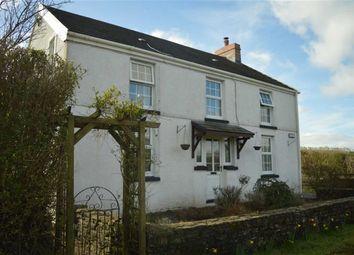 Thumbnail 4 bed detached house for sale in Glyncaerau Cottage, Pontardulais