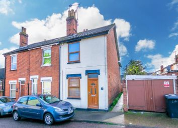 Thumbnail 2 bed end terrace house to rent in Kenyon Street, Ipswich