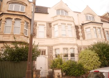 Thumbnail 1 bed flat to rent in Milburn Road, Weston-Super-Mare, North Somerset