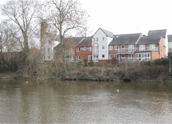 Thumbnail 1 bed flat for sale in Hazledine Court, Longden Coleham, Shrewsbury