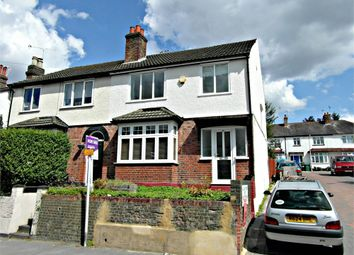 Thumbnail 3 bed semi-detached house for sale in Pinner Road, Oxhey Village, Watford, Hertfordshire