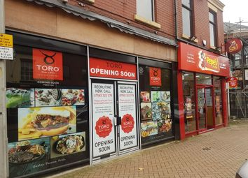 Thumbnail Restaurant/cafe to let in Church Street, Preston