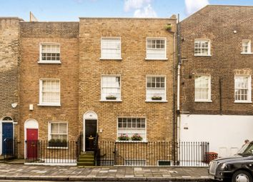 Thumbnail 4 bedroom terraced house for sale in Medway Street, Westminster, London