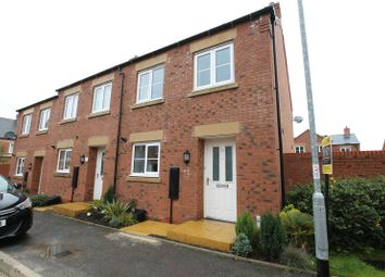 Thumbnail 2 bed terraced house for sale in Lucerne Road, Biddulph, Stoke-On-Trent