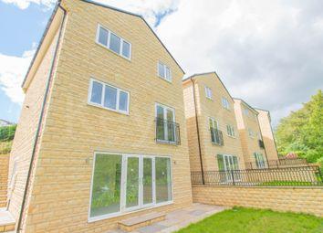 Thumbnail 4 bed detached house for sale in Plantation Fold, Oakworth, Bradford