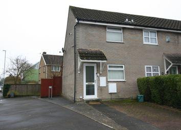 Thumbnail 1 bedroom end terrace house to rent in Gyn Hirnant, Morriston Swansea