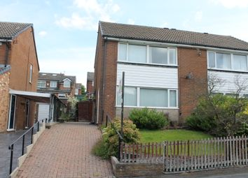 Thumbnail 3 bed semi-detached house for sale in Abbey Drive, Littleborough