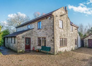 Thumbnail 4 bed detached house for sale in Paulto Hill, Paulton, Radstock