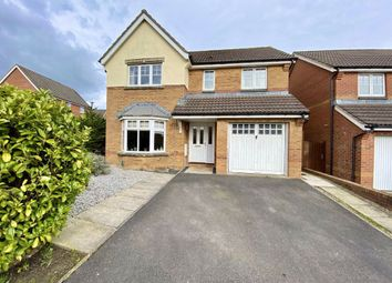 Thumbnail 4 bed detached house for sale in Proby Place, Paxcroft Mead, Hilperton, Wiltshire
