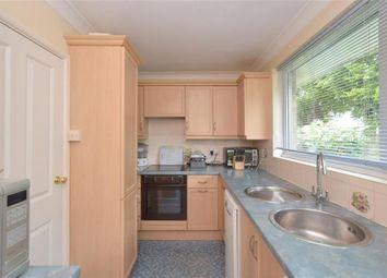 Thumbnail 2 bed semi-detached bungalow for sale in Rectory Close, Ashington, West Sussex