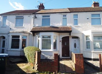 Thumbnail 2 bedroom terraced house for sale in Stevenson Road, Keresley, Coventry
