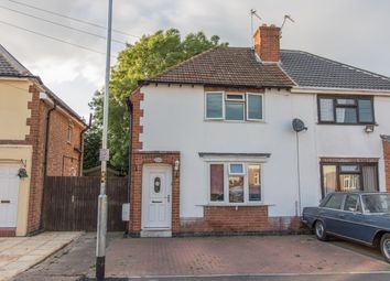 Thumbnail 3 bed semi-detached house for sale in Burleigh Avenue, Wigston