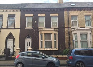 Thumbnail 4 bed terraced house for sale in Anfield Road, Anfield, Liverpool