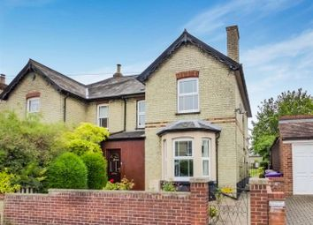 Thumbnail 3 bed semi-detached house for sale in Morton Street, Royston