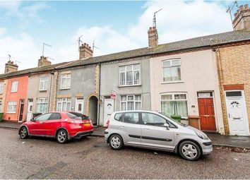 Thumbnail 3 bed terraced house for sale in Silver Street, Woodston, Peterborough, Cambridgeshire