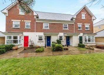 Thumbnail 2 bed terraced house to rent in Drifters Drive, Deepcut, Camberley