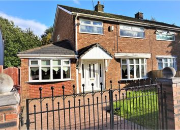 Thumbnail 4 bedroom terraced house for sale in Fir Avenue, Liverpool