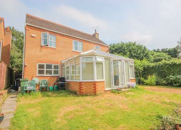 Thumbnail 4 bed detached house for sale in Roman Way, Higham Ferrers, Northamptonshire