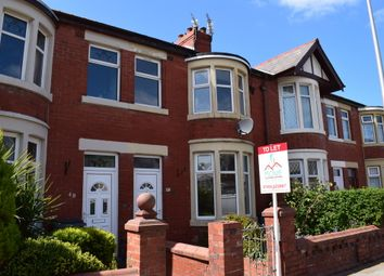 Thumbnail 3 bedroom terraced house to rent in Coleridge Road, Blackpool