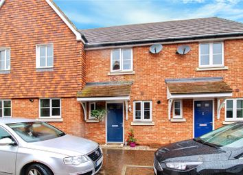Thumbnail 2 bed terraced house to rent in Weymouth Road, Wainscott, Rochester, Kent