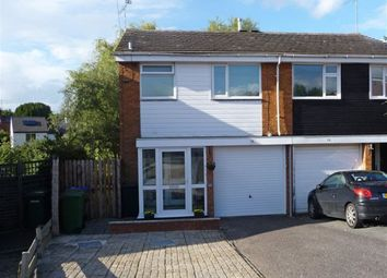 Thumbnail 3 bed semi-detached house to rent in Spire Bank, Southam