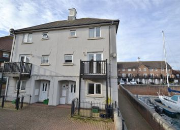 Thumbnail 3 bed semi-detached house for sale in Windward Quay, Eastbourne