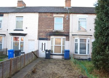 Thumbnail 2 bed terraced house for sale in Lansdowne Terrace, Burton-On-Trent, Staffordshire