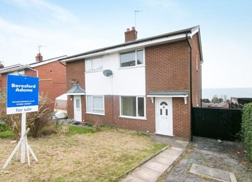 Thumbnail 2 bed semi-detached house for sale in Cynfran Road, Llysfaen, Colwyn Bay, Conwy