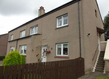 Thumbnail 2 bed flat for sale in Deveron Street, Townhead, Coatbridge