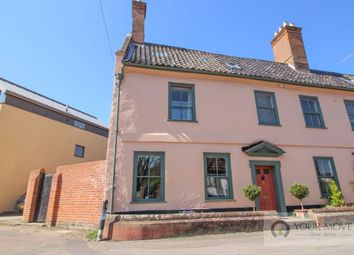 Thumbnail 2 bed semi-detached house for sale in Staithe Road, Bungay