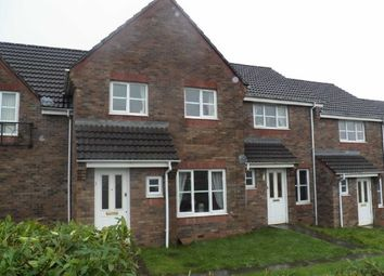 Thumbnail 3 bed terraced house to rent in Ffordd Y Wiwer, Tregof Village, Swansea Vale, Swansea