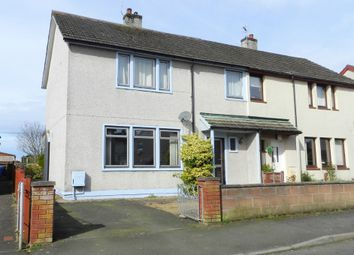 Thumbnail 3 bed semi-detached house for sale in 45 Thorburn Crescent, Annan, Dumfries & Galloway