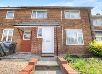 Thumbnail 3 bed terraced house to rent in Hattersley Road West, Hyde
