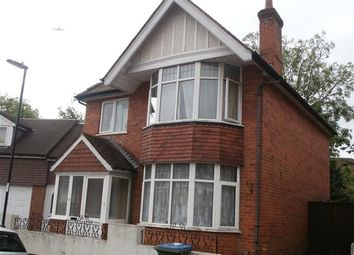 Thumbnail 4 bed semi-detached house to rent in Richmond Gardens, Southampton