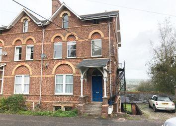 2 bed flat to rent in St. Aubyns Villas, Tiverton EX16