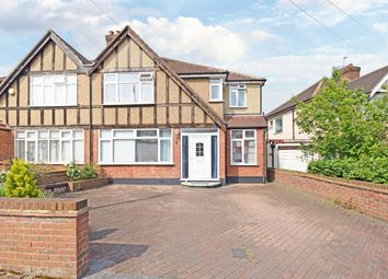 Thumbnail 5 bed semi-detached house for sale in South Hill Grove, Harrow, Middlesex