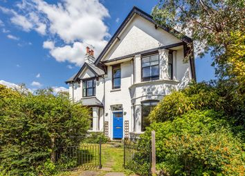 Thumbnail 5 bed detached house to rent in Nutfield Road, Merstham, Redhill