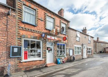 Thumbnail Commercial property for sale in Silver Street, Waddingham, Lincolnshire